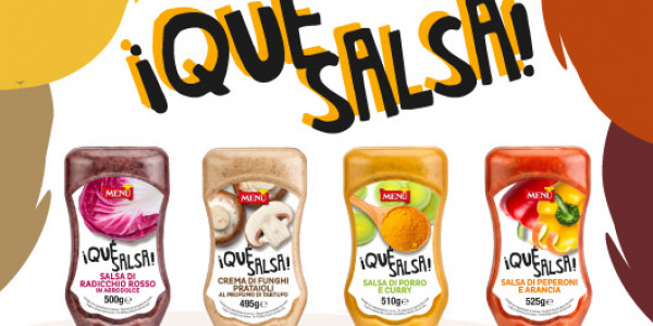 New ¡Que Salsa! Top-Down