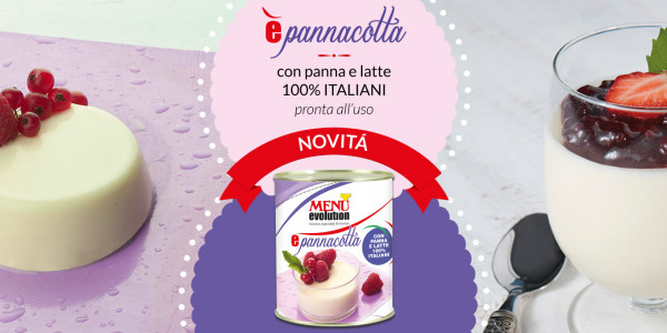 Discover the new ÈPANNACOTTA!