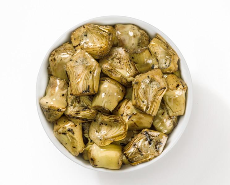 Finger Food: Carciofi Grigliati, F.lli Burgio Siracusa