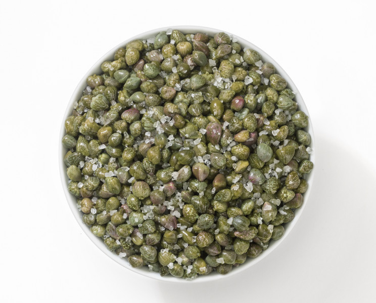 Capperini sotto sale - Small Salted Capers