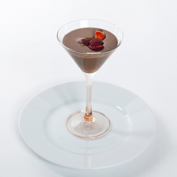Crema fredda al cioccolato - Cold Chocolate Cream