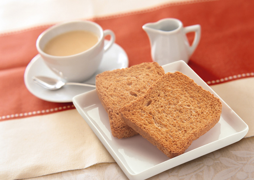 Fette biscottate integrali – Whole-grain Crisp Toast