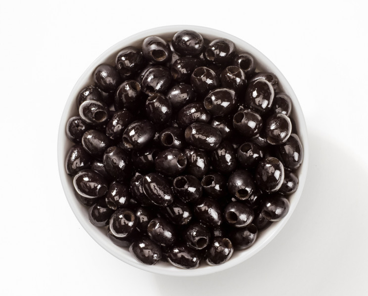 Olive nere denocciolate - Pitted Black Olives