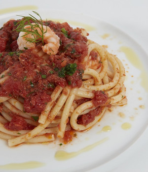 Bucatini alla marinara