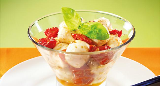 Caprese Salad with Dorati