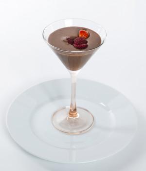 Crema fredda al cioccolato