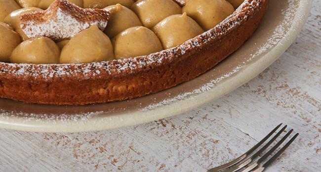 Crostata pistacchiosa