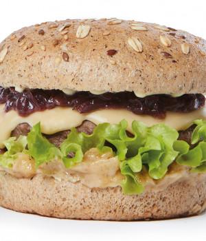 Dolomiti hamburger
