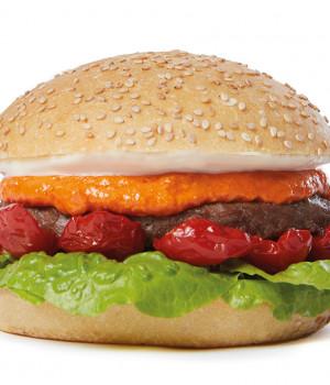 Etna hamburger