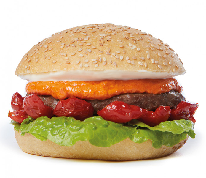 Etna hamburger