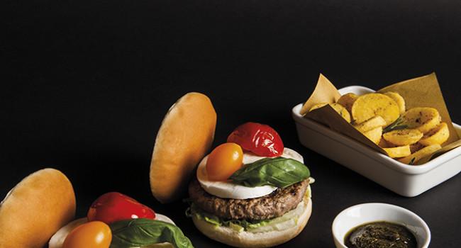 Hamburger bufalino