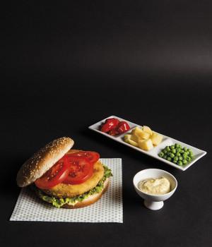 Hamburger di mare