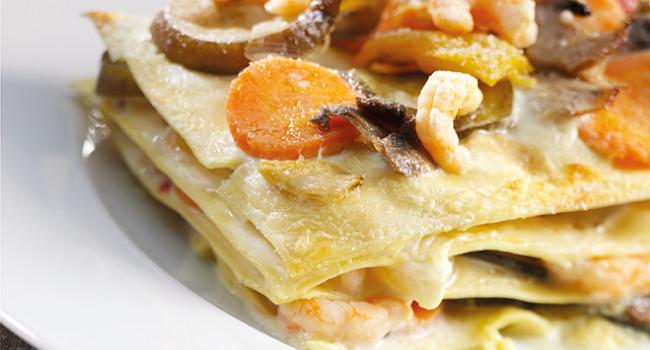 Summer's Lasagne