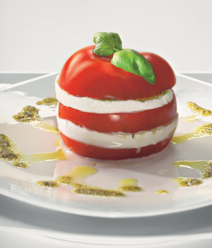 Tomato Mille-feuille