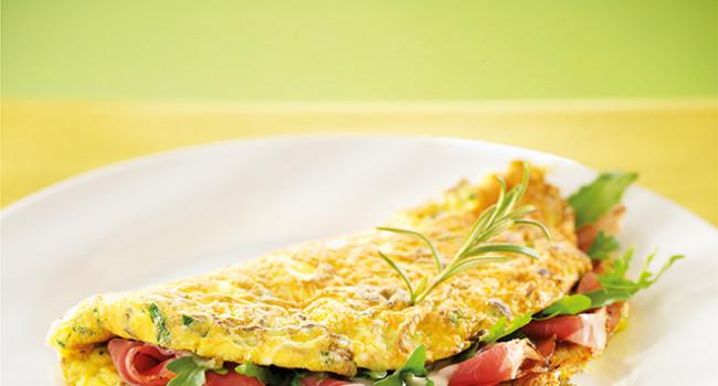Omelette alle finferle