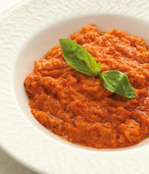 Tomaten-Brotsuppe