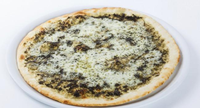 Pizza alle ortiche