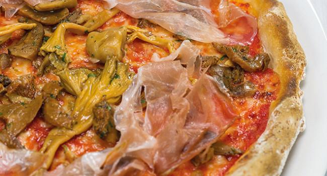 Pizza Autumn