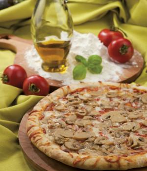 Pizza Champignons