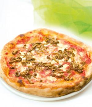 Pizza Famigliola gialla