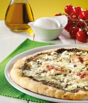 Pizza La Campagnola
