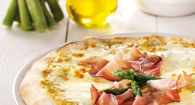 Pizza La Garibaldina