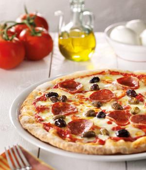 Pizza La Vulcano