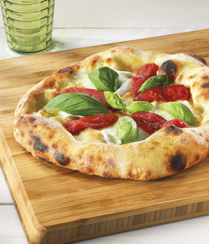 Pizza San Marzano e Bufala
