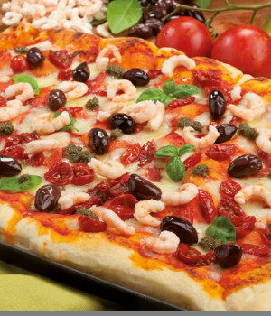 Pizza Sole Del Mare