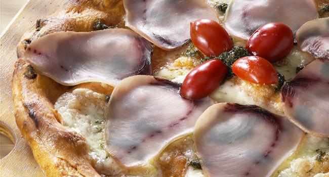 Pizza Spada e Ortica