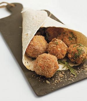Albóndigas street food