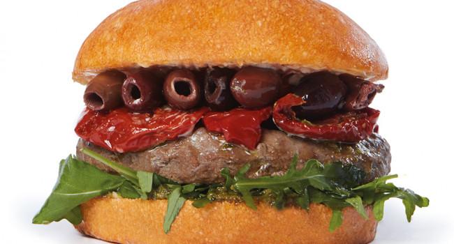 Portofino hamburger