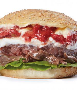Salento hamburger