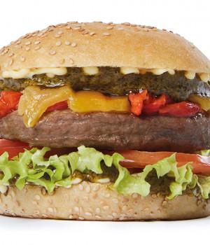 Sorrento hamburger