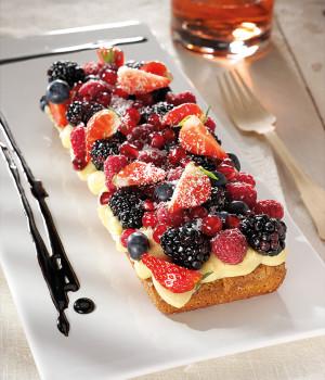 Torta fruttata