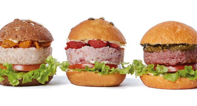 Toscana tris miniburger