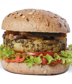 Vesuvio burger